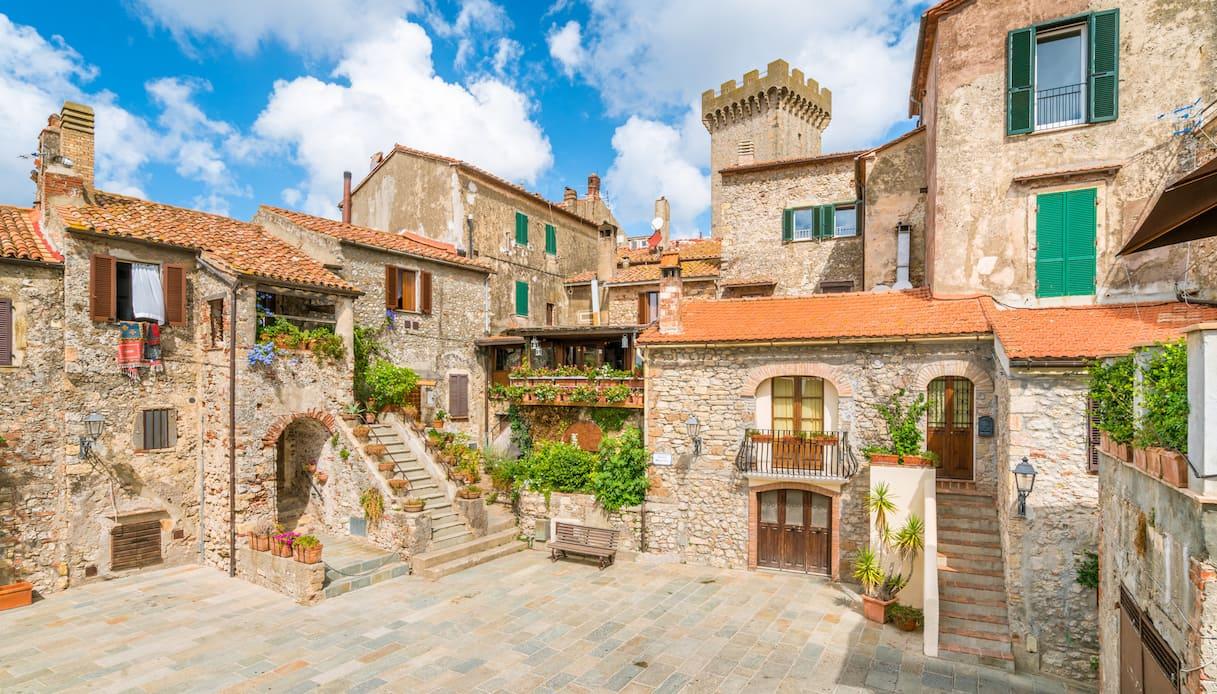 Borgo di Capalbio (GR)