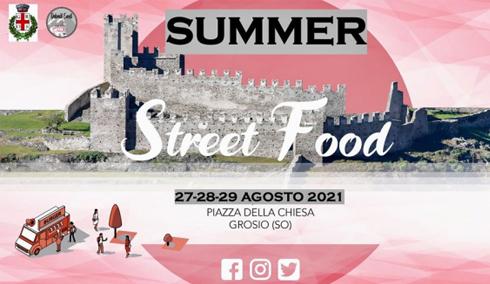 SUMMER STREET FOOD 2021 a GROSIO