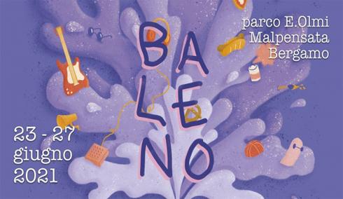 BALENO FESTIVAL a BERGAMO 2021