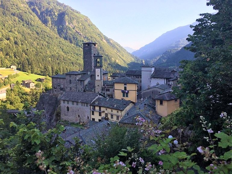 Borgo di Gromo