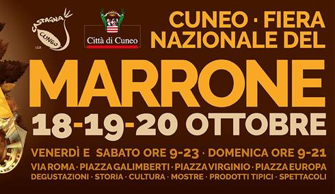 Fiera Nazionale del Marrone | 21ª edizione Cuneo