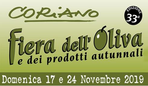Fiera dell'oliva e dei prodotti autunnali