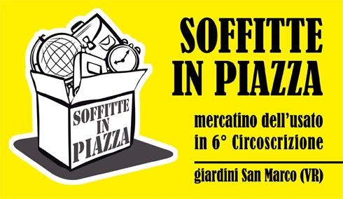 SOFFITTE IN PIAZZA