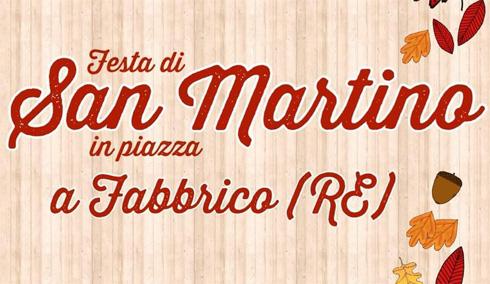 Festa di San Martino a Fabbrico (RE) - 3° edizione