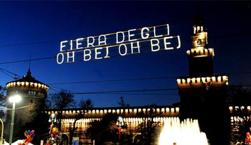 Fiera degli Obei Obei - Milano
