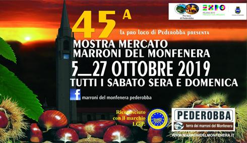 45° Mostra Mercato Marroni del Monfenera