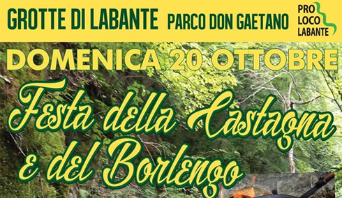 Festa Della Castagna E Del Borlengo