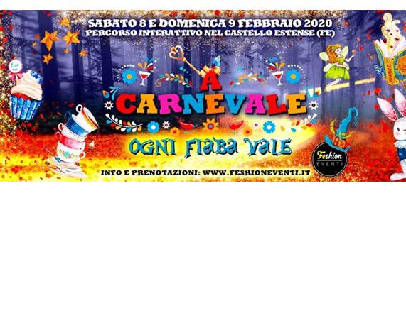 A Carnevale ogni Fiaba Vale
