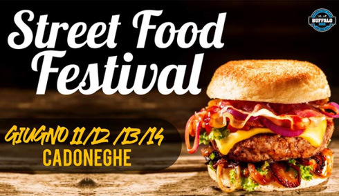 STREET FOOD FESTIVAL® - CADONEGHE 2020