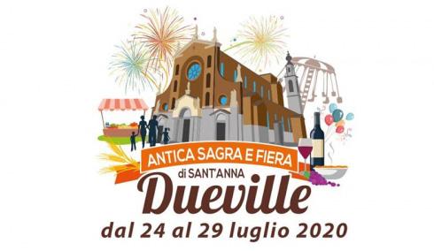 ANTICA SAGRA E FIERA DI SANT'ANNA a DUEVILLE 2020