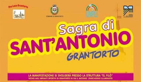 SAGRA DI SANT'ANTONIO a GRANTORTO 2020