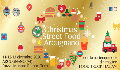 Arcugnano Christmas Street Food