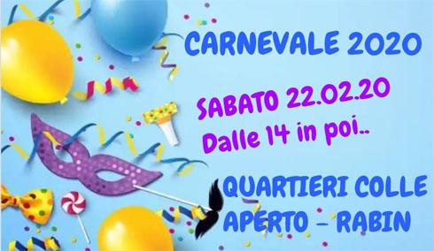 Carnevale 2020 - Quartieri Mantova Nord