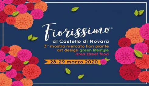 Fiorissimo Al Castello A Novara