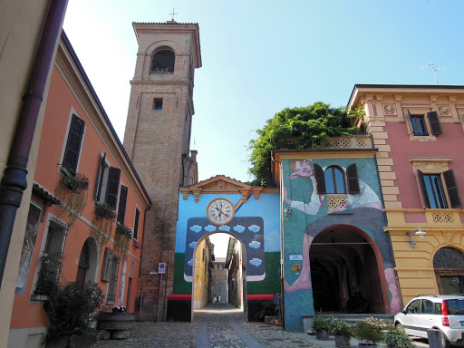 Borgo di DOZZA