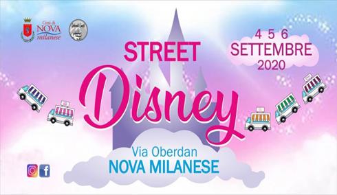 STREET DISNEY - NOVA MILANESE 2020