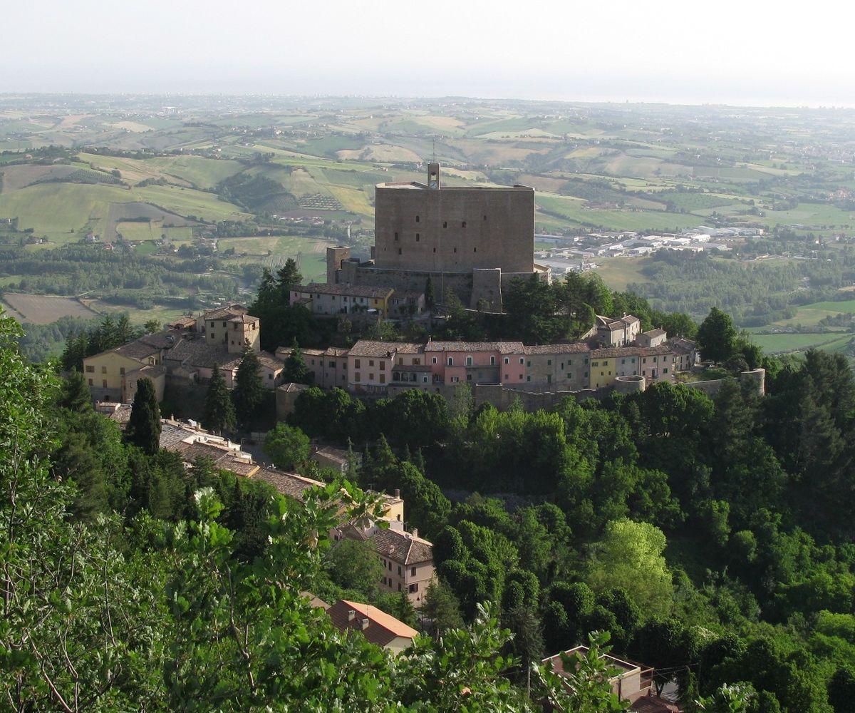 Borgo di Montefiore Conca