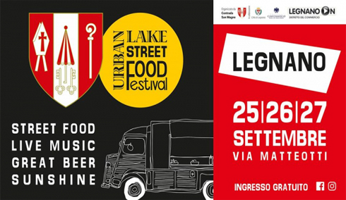LEGNANO URBAN LAKE STREET FOOD FESTIVAL