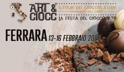 Festa del Cioccolato a Ferrara 2020