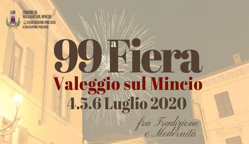 99° FIERA DI VALEGGIO SUL MINCIO